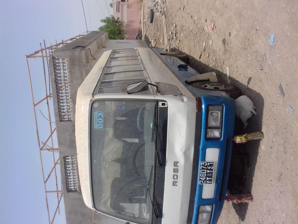 Bus 30 places bleu à vendre
