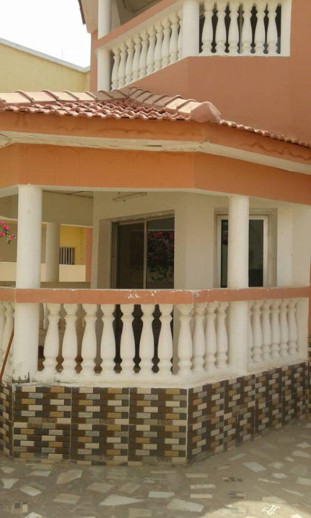 Maison à louer Cité Wadajir