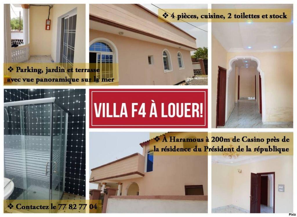 Villa Haramous à louer