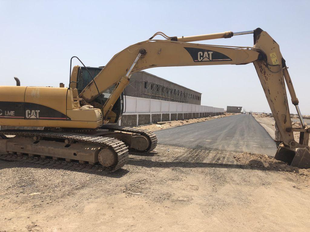 Location Excavateur Caterpillar 320