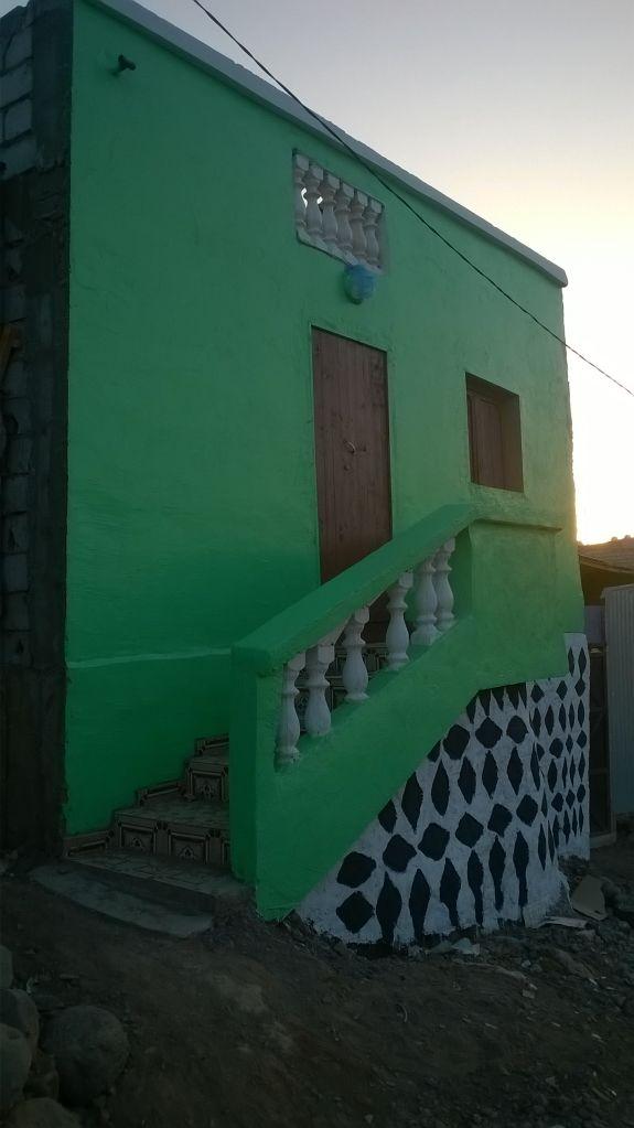 Maison à louer pk12 près de la route principale
