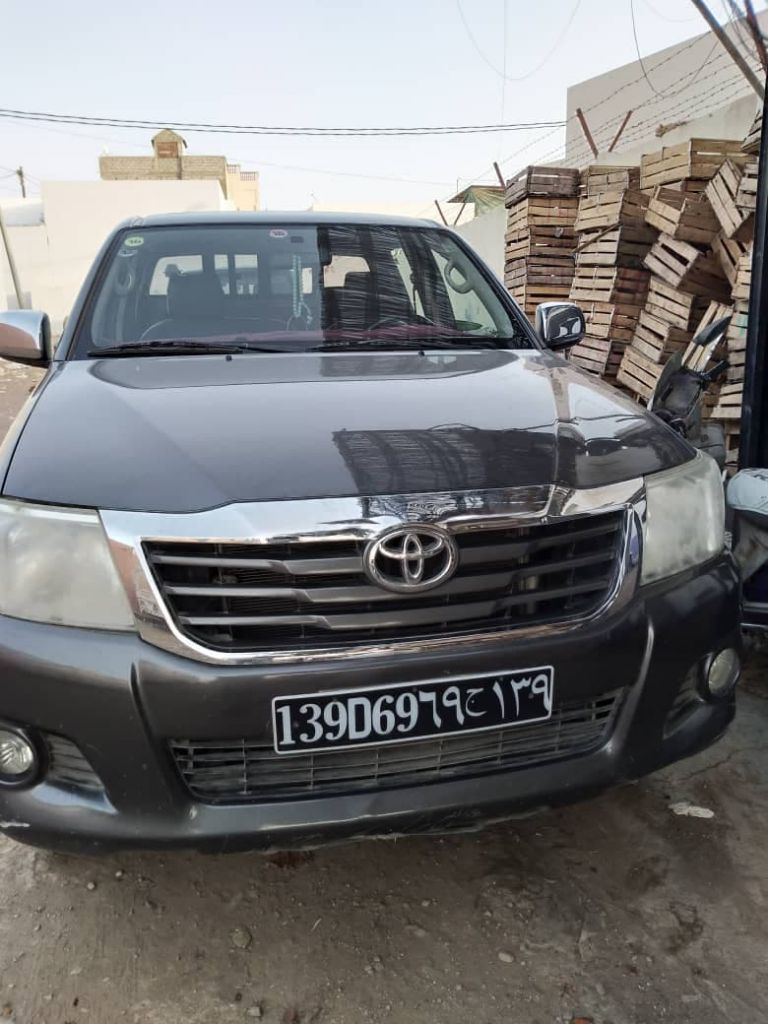 Pick up Hilux