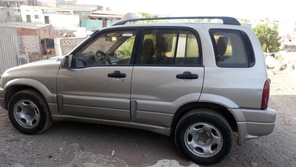 Vente de voiture Suzuki Vitara