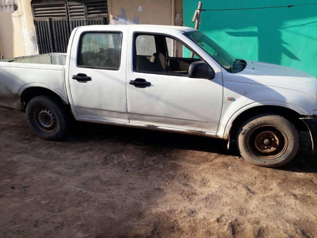Pickup Isuzu Dmax