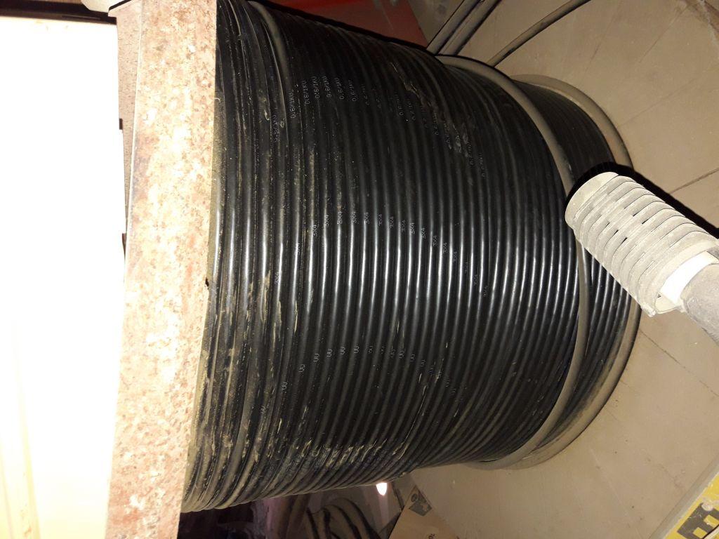 Cable electrique 1×50 / 370M