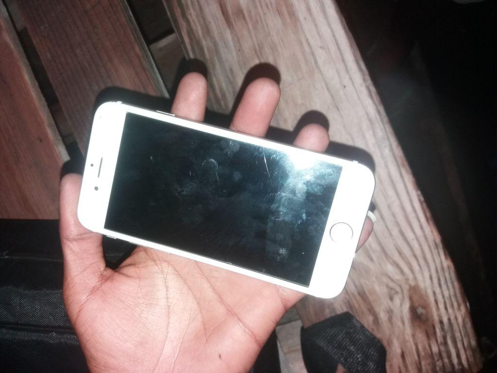 IPhone 6s doree