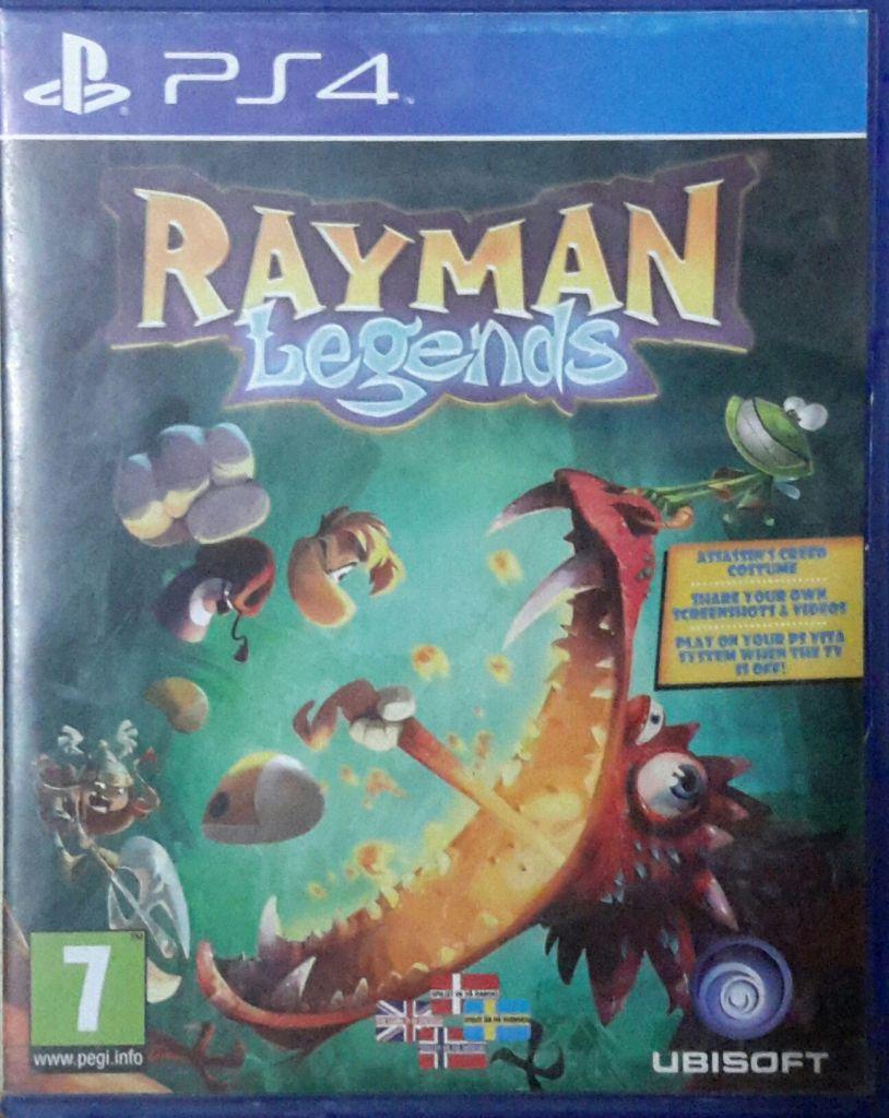 Jeux PS4 RAYMAN LEGENDS