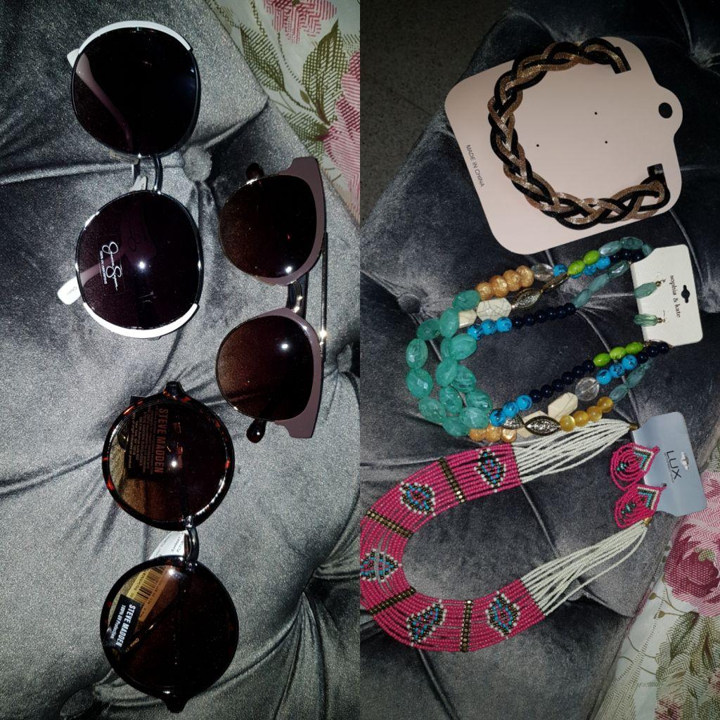 Lunettes de soleil et accessoires