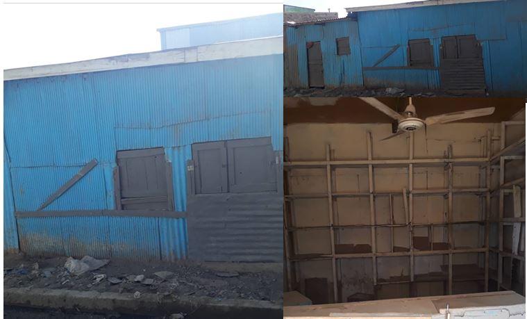 Maison à ventre 110 metre carre à Balbala Quartier 8 metre