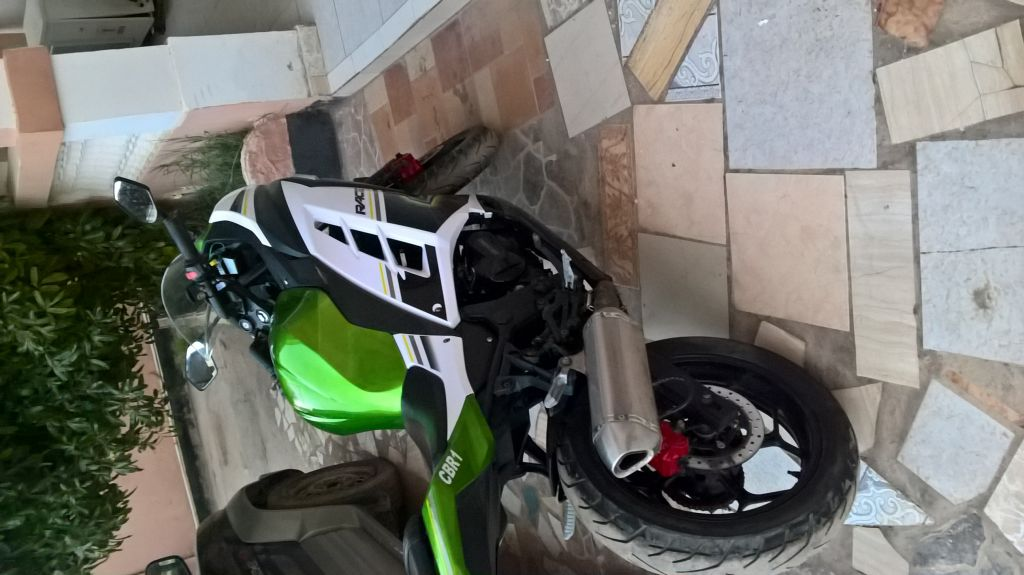 Moto Jincheng 185 cm3