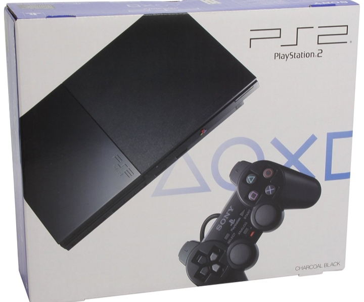 Plays station 2