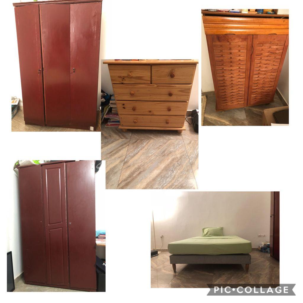 Vends divers meuble urgent avant départ