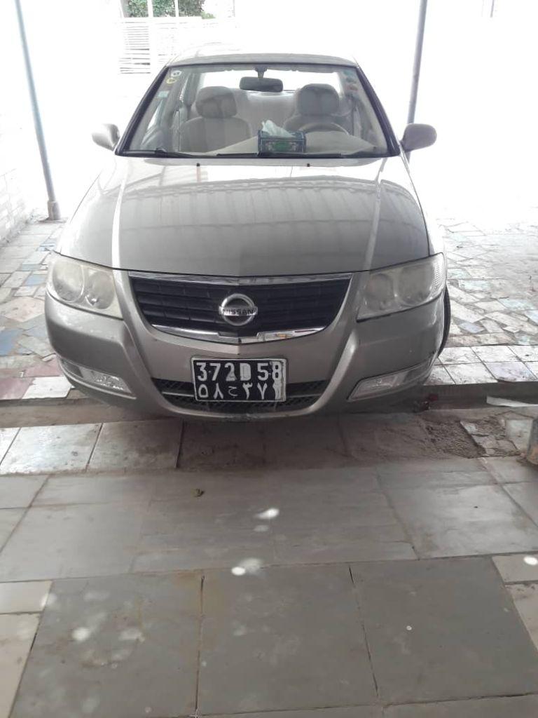 Voiture Nissan Sunny