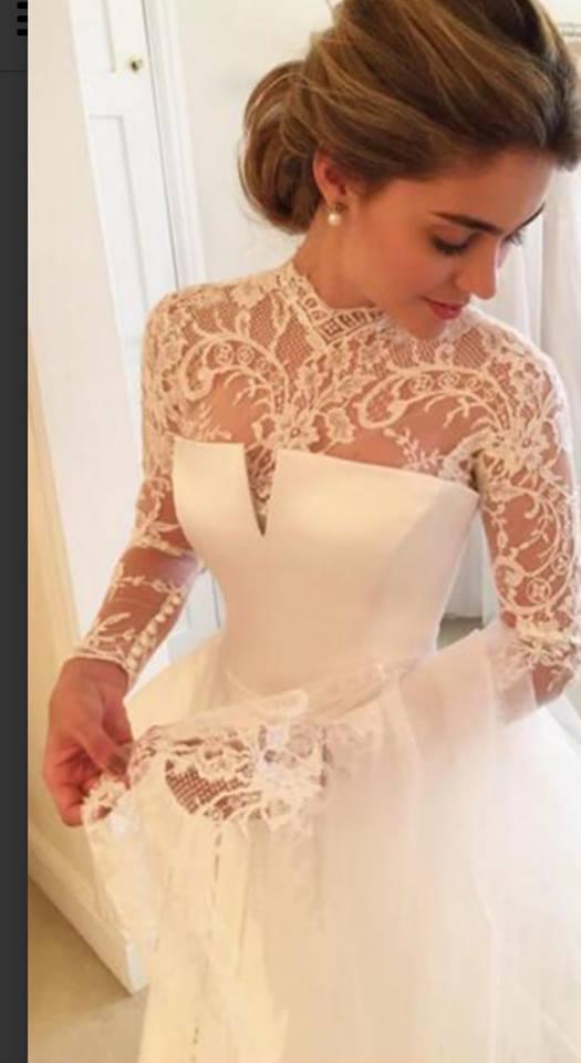 Location robe de mariée en dételle