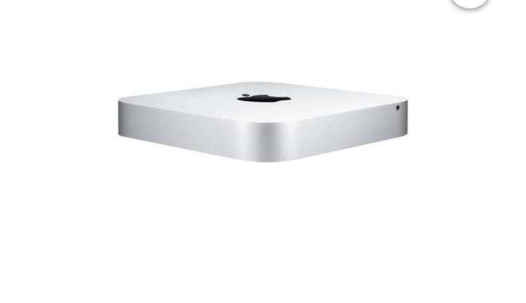 Mac mini unité centrale 500 Go