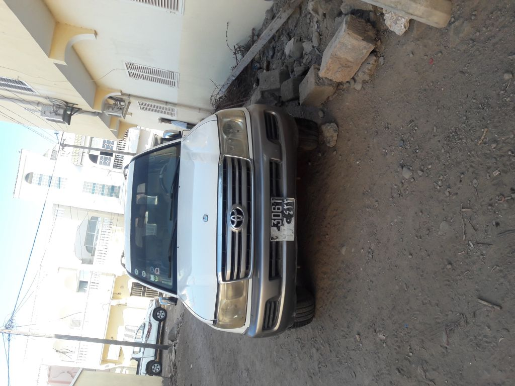 Vente vehicule land cruiserGX