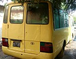 Bus Toyota très bon état