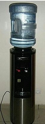 Fontaine à eau crystal