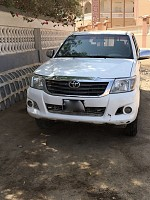 Pick up TOYOTA HILUX 2013