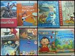 Livres pour les enfants achetes en france