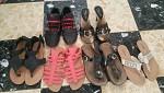 Chaussures pour femme achetées en France
