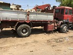 Location camion benne / véhicule de BTP