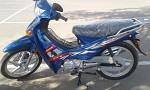 moto jingeng bleu neuve