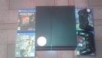PS4 avec 2 manettes