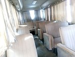 Nissan bus