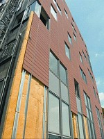 Construction des profils de façades