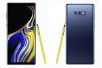 Samsung Galaxy Note 9 Dual SIM - 512GB, 8GB RAM, 4G LTE, Ocean Blue