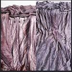 Joli rideau violet