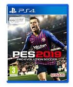 PES 2019 PS4 a vendre