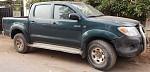 Pick-up Toyota Hilux