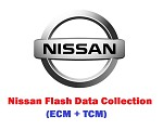 NISSAN FLASH DATA COLLECTION