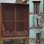 Machine de chawarima et sa cage à vendre