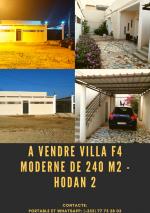 Villa F4 moderne de 240 m2 - Hodan 2