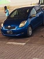 Vente voiture de la marque Toyota Yaris