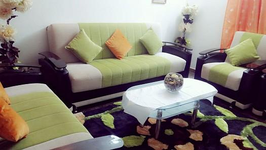 Salon moderne fabriqué en Turquie à Djibouti