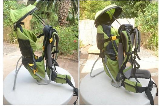 new cheap professional sale newest collection Porte bébé kid comfort plus deuter à Djibouti