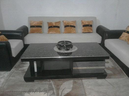 Salon turc à Djibouti