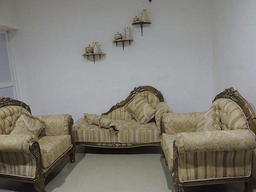 Royal Salon Turque modèle L européen à Djibouti