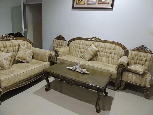 Salon royale Turque à Djibouti