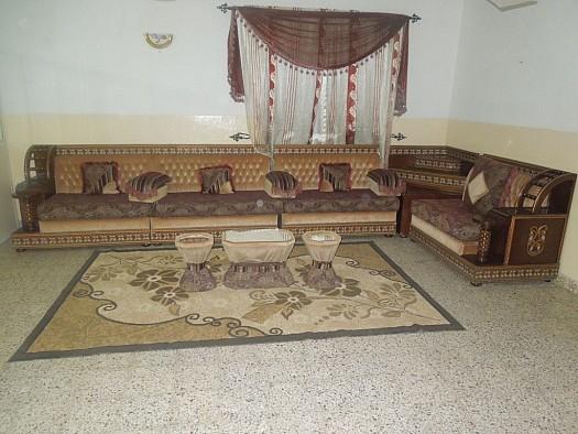 Salon en l turque djibouti for Salon turque