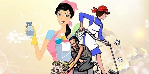 Annonces d'employeurs à la recherche d'une femme de ménage