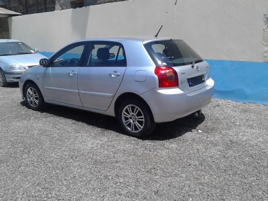2017 Toyota Corolla Le >> Voiture Toyota Corolla neuf à Djibouti