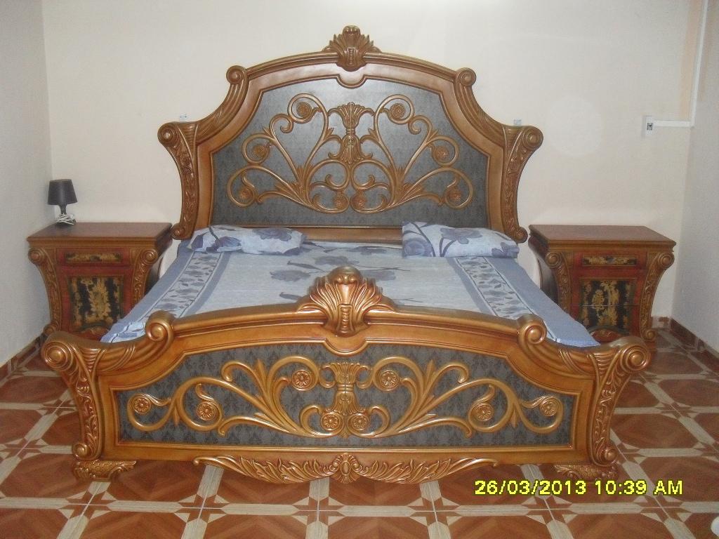 Chambre à coucher à