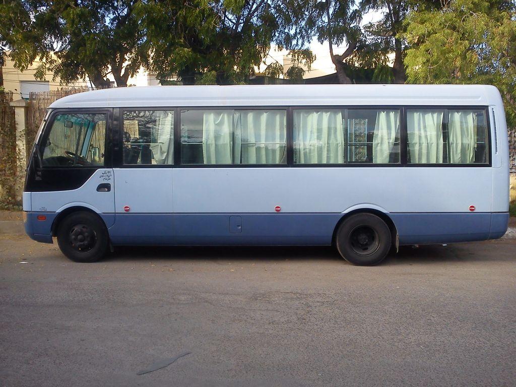 location bus 30 places djibouti. Black Bedroom Furniture Sets. Home Design Ideas