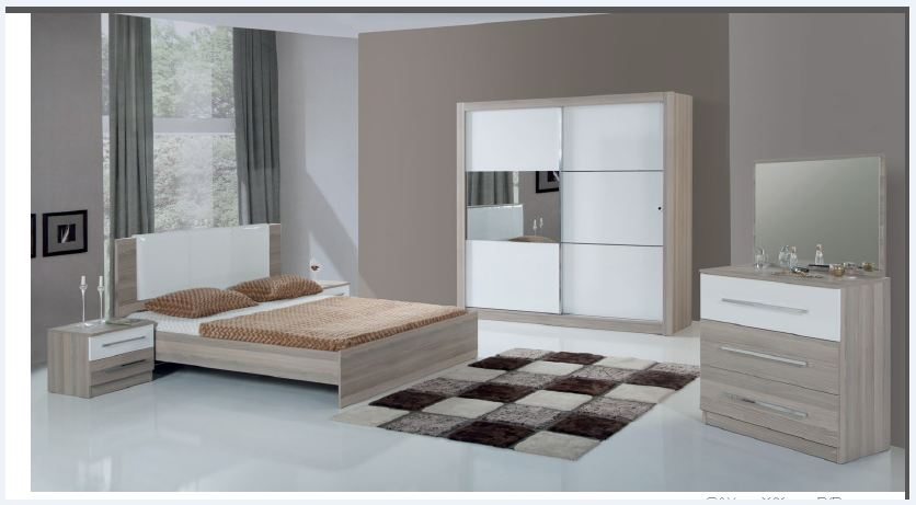 1 chambre a coucher neuve djibouti. Black Bedroom Furniture Sets. Home Design Ideas