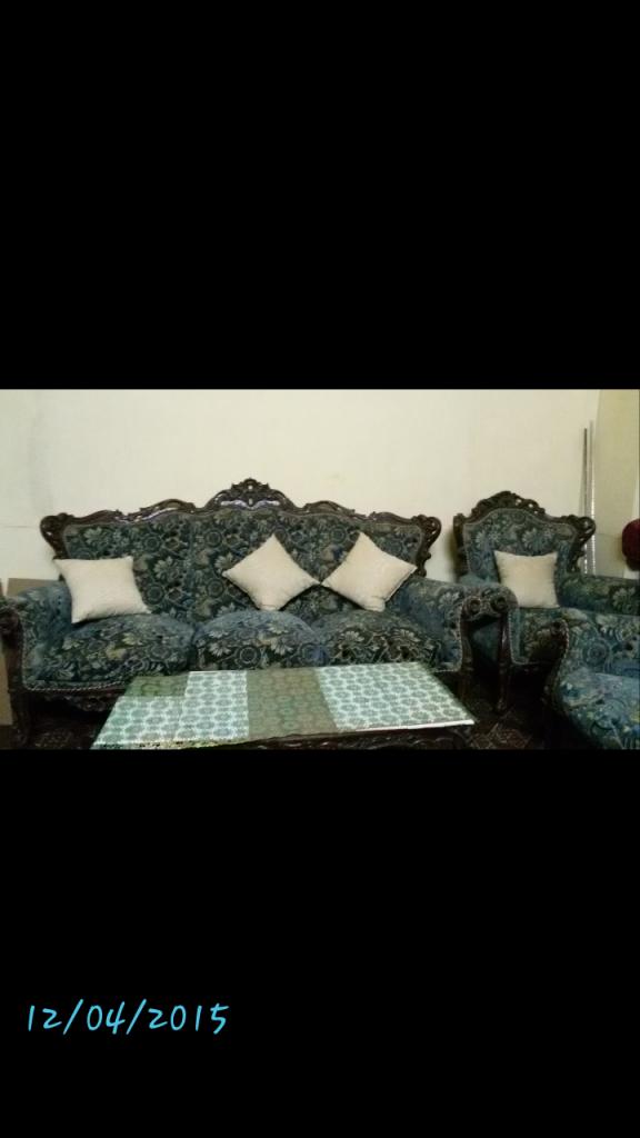 Salon Louis Xiv à Djibouti